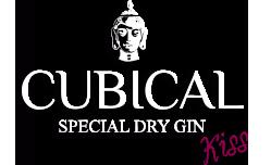cubical premium london dry gin
